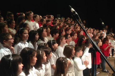 Selargius: raduno di cori