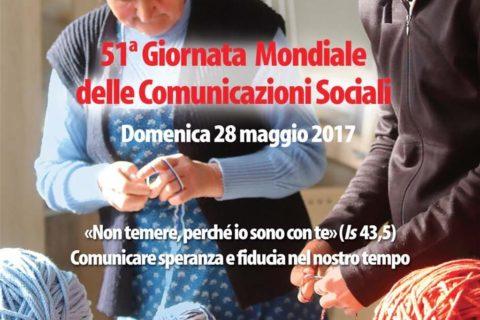 51^ Giornata mondiale delle Comunicazioni Sociali
