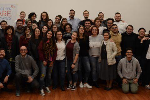 #iltuofuturoassociativo: l'esperienza del weekend di formazione