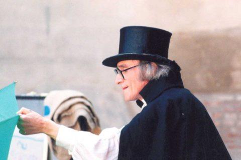 Guido Ceronetti, il filosofo ignoto