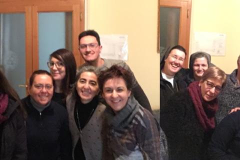 Napoli: incontro di coordinamento con i CGS locali
