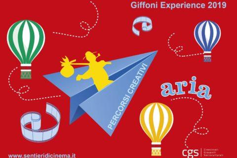 """Giffoni 2019: Aria – In partenza la giuria CGS """"Percorsi Creativi"""""""