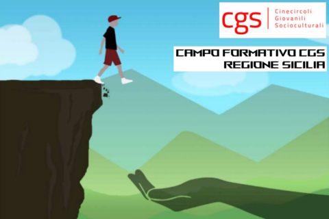 CGS Sicilia: campo di formazione