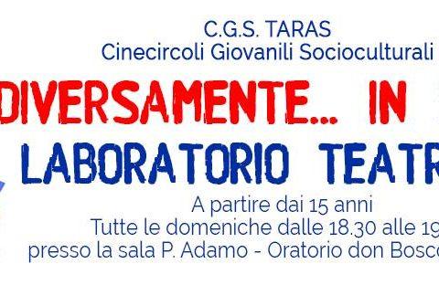 CGS Taras: Diversamente in scena