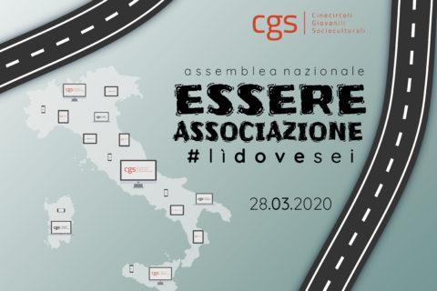 Assemblea nazionale 28 marzo 2020: comunicazioni
